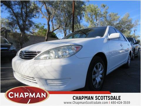 2005 Toyota Camry for sale in Scottsdale, AZ