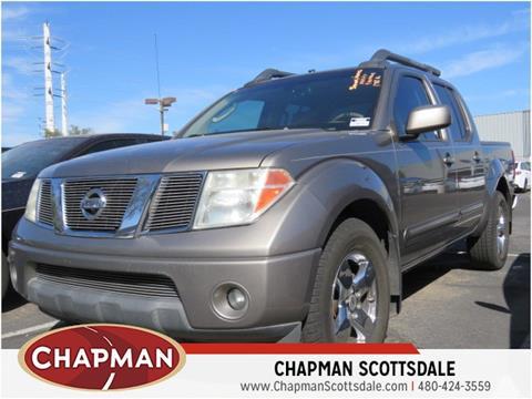 2006 Nissan Frontier for sale in Scottsdale, AZ