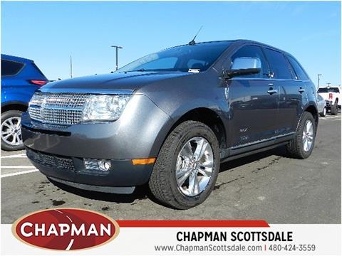 2010 Lincoln MKX for sale in Scottsdale, AZ