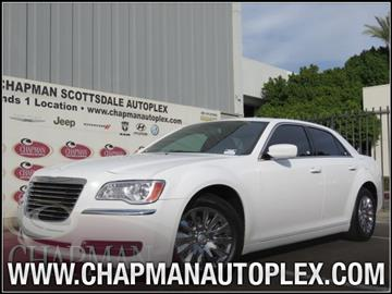 2013 Chrysler 300 for sale in Scottsdale, AZ