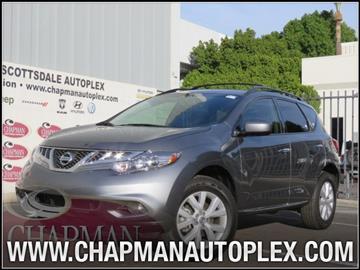 2014 Nissan Murano for sale in Scottsdale, AZ