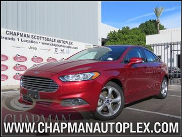 2013 Ford Fusion for sale in Scottsdale, AZ
