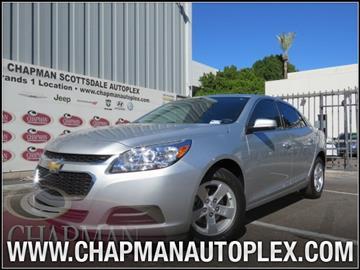 2016 Chevrolet Malibu Limited for sale in Scottsdale, AZ