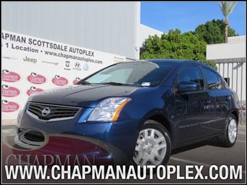 2012 Nissan Sentra for sale in Scottsdale, AZ