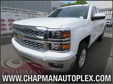 2015 Chevrolet Silverado 1500 for sale in Scottsdale, AZ