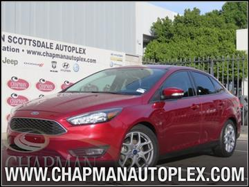 2015 Ford Focus for sale in Scottsdale, AZ