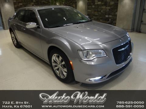 2015 Chrysler 300 for sale in Hays, KS