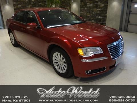 2014 Chrysler 300 for sale in Hays, KS