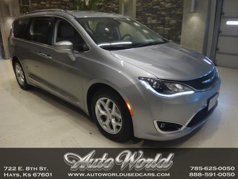 2018 Chrysler Pacifica for sale in Hays, KS