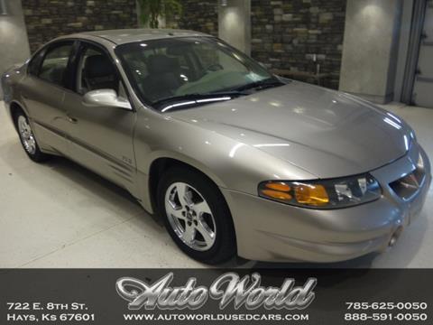 2003 Pontiac Bonneville for sale in Hays, KS