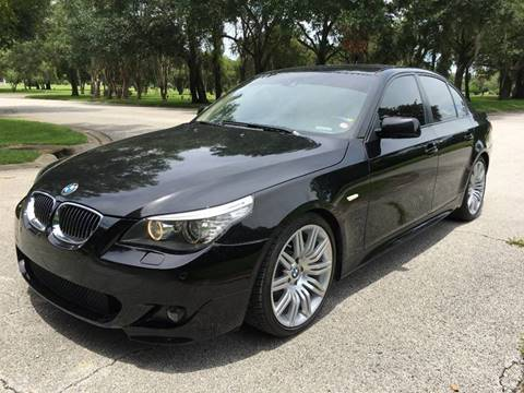 2008 BMW 5 Series for sale at ROADHOUSE AUTO SALES INC. in Tampa FL