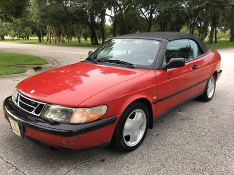 1996 Saab 900 for sale in Tampa, FL