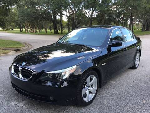 2004 BMW 5 Series for sale at ROADHOUSE AUTO SALES INC. in Tampa FL