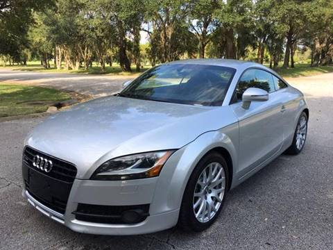 2008 Audi TT for sale at ROADHOUSE AUTO SALES INC. in Tampa FL
