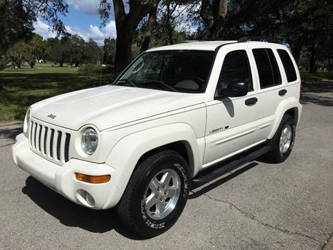 2003 Jeep Liberty for sale in Tampa, FL