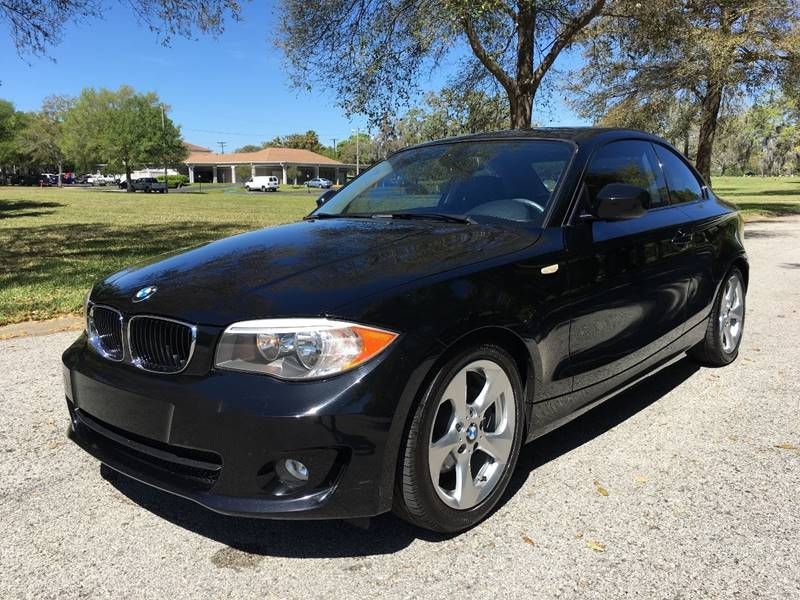 2012 BMW 1 Series for sale at ROADHOUSE AUTO SALES INC. in Tampa FL