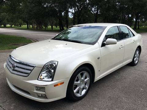 2006 Cadillac STS for sale at ROADHOUSE AUTO SALES INC. in Tampa FL