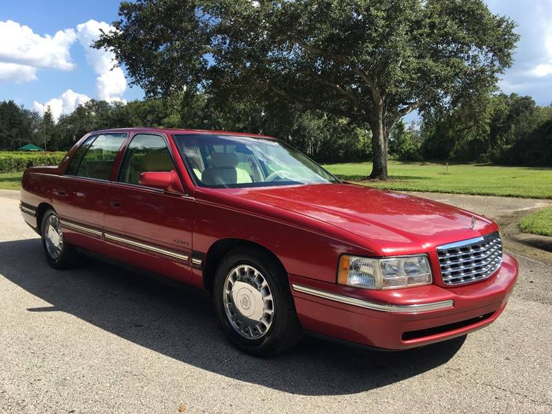 1998 cadillac deville oil type