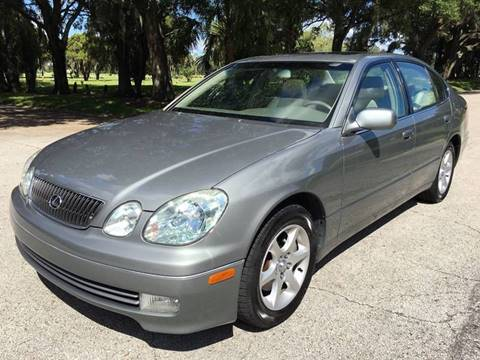 2001 Lexus GS 430 for sale in Tampa, FL