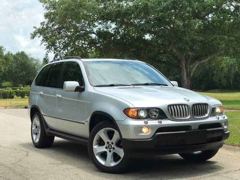 2006 Bmw X5 Awd 4 4i 4dr Suv In Tampa Fl Roadhouse Auto Sales Inc