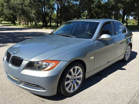 2006 BMW 3 Series for sale at ROADHOUSE AUTO SALES INC. in Tampa FL