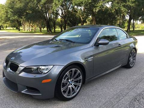 2013 BMW M3 for sale at ROADHOUSE AUTO SALES INC. in Tampa FL