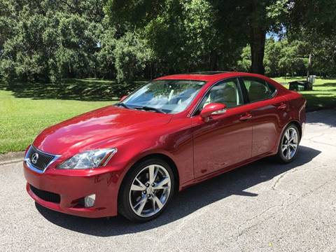 2009 Lexus IS 250 for sale at ROADHOUSE AUTO SALES INC. in Tampa FL