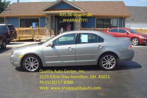 2009 Ford Fusion for sale in Hamilton, OH