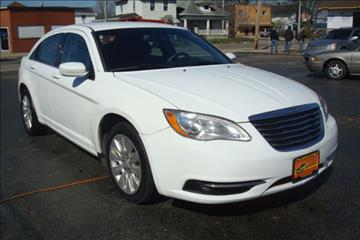 2012 Chrysler 200 for sale in Hamilton, OH