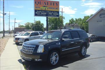 2011 Cadillac Escalade for sale in Hamilton, OH