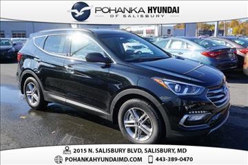 2017 Hyundai Santa Fe Sport for sale in Salisbury, VA