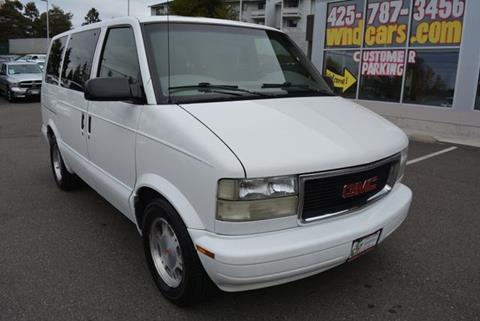 2004 GMC Safari for sale in Lynnwood, WA