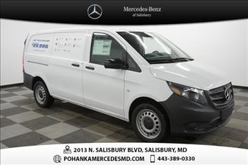 Mercedes benz metris for sale greensboro nc for Pohanka mercedes benz of salisbury