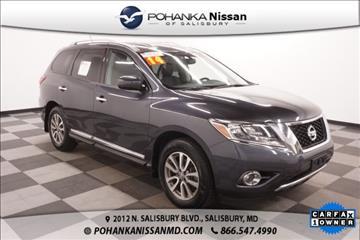 2014 Nissan Pathfinder for sale in Salisbury, MD