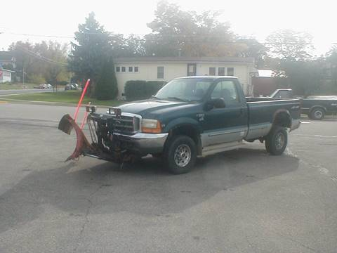 1999 Ford F-250 Super Duty for sale in Shullsburg, WI