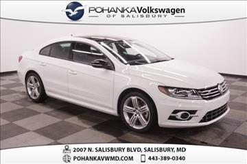 2017 Volkswagen CC for sale in Salisbury, MD