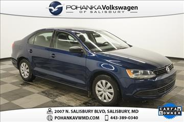 2014 Volkswagen Jetta for sale in Salisbury, MD