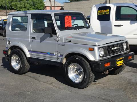 1988 Suzuki Samurai for sale in Yakima, WA