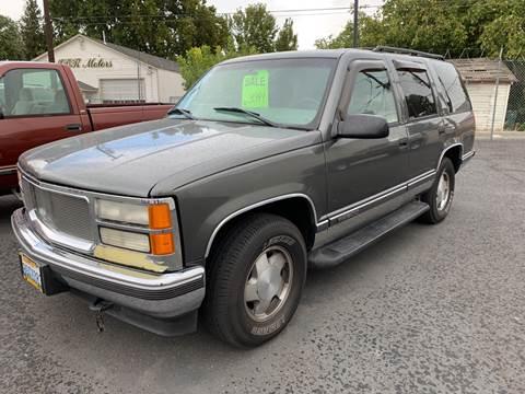 1999 GMC Yukon for sale in Yakima, WA