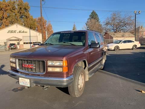 1997 GMC Yukon for sale in Yakima, WA