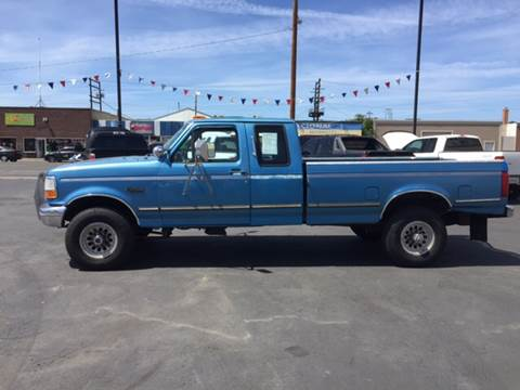 1993 Ford F-250 for sale in Yakima, WA