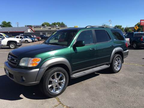 2003 Toyota Sequoia for sale in Redmond, OR