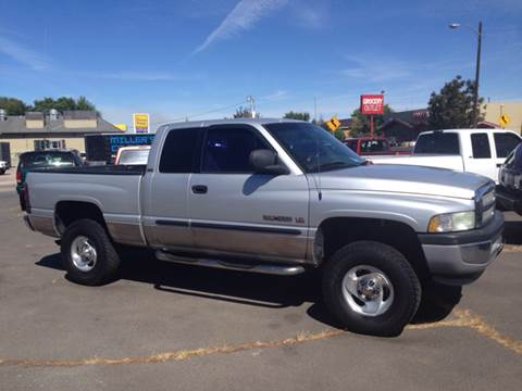 2001 Dodge Ram Pickup 1500 for sale in Redmond, OR