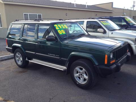 2000 Jeep Cherokee for sale in Redmond, OR