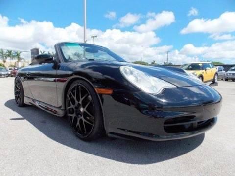 2002 Porsche 911 for sale in Pompano Beach, FL
