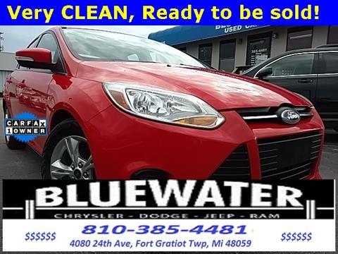 2014 Ford Focus for sale in Fort Gratiot, MI