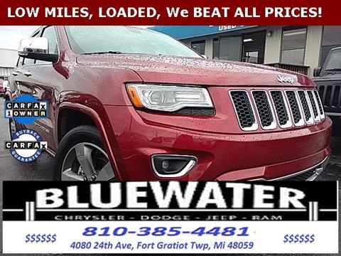2014 Jeep Grand Cherokee for sale in Fort Gratiot, MI
