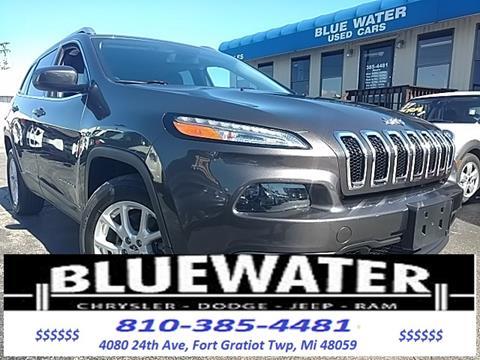 2015 Jeep Cherokee for sale in Fort Gratiot, MI