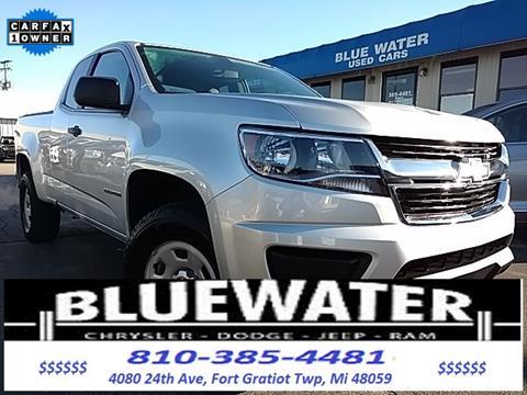 2016 Chevrolet Colorado for sale in Fort Gratiot, MI
