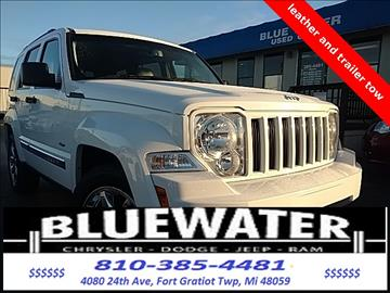 2012 Jeep Liberty for sale in Fort Gratiot, MI